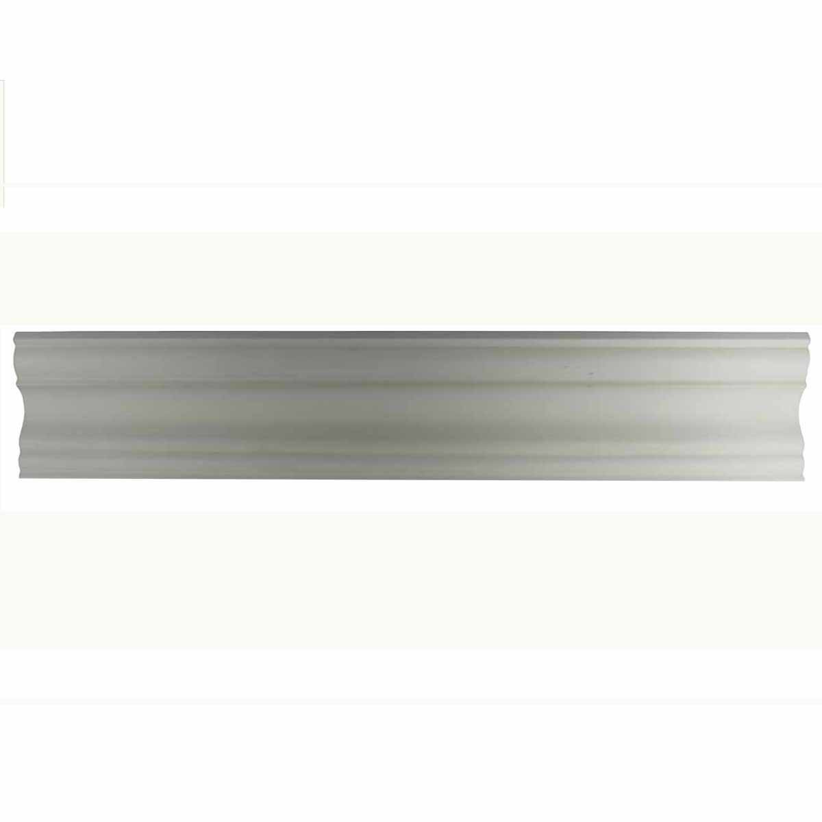 Cornice White Urethane Sample of 11484 23.5 Long Cornice Cornice Moulding Cornice Molding