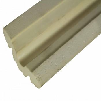 <PRE>Cornice White Urethane Sample of 11505 24inch Long </PRE>zoom4