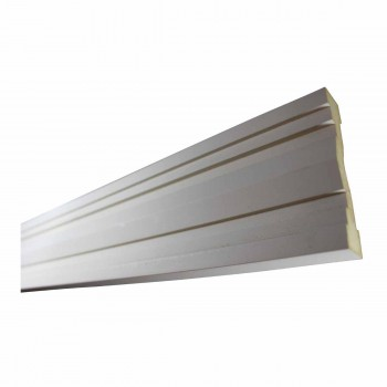 Cornice White Urethane Sample of 11527 24