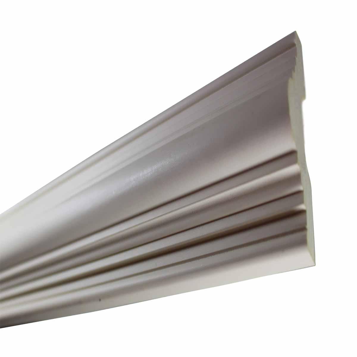 Cornice White Urethane Sample of 11532 23.75  Long Cornice Cornice Moulding Cornice Molding