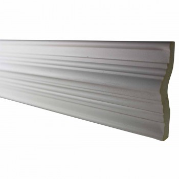 <PRE>Cornice White Urethane 23.5inch Sample of 11537 </PRE>zoom4