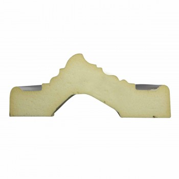 <PRE>Cornice White Urethane 23.5&quot; Sample of 11537 </PRE>