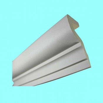 <PRE>Cornice White Urethane Sample of 11558 24&quot; Long </PRE>