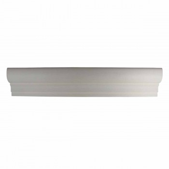 Cornice White Urethane Sample of 11558 24 Long Cornice Cornice Moulding Cornice Molding