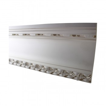 Cornice White Urethane Sample of 11581 24 Long Cornice Cornice Moulding Cornice Molding