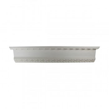 <PRE>Cornice White Urethane Sample of 11581 24inch Long </PRE>zoom1