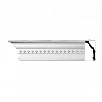 Cornice White Urethane Sample of 11589 23.5 Long Cornice Cornice Moulding Cornice Molding