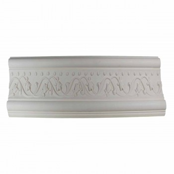 Cornice White Urethane Sample of 11600 24 Long Cornice Cornice Moulding Cornice Molding