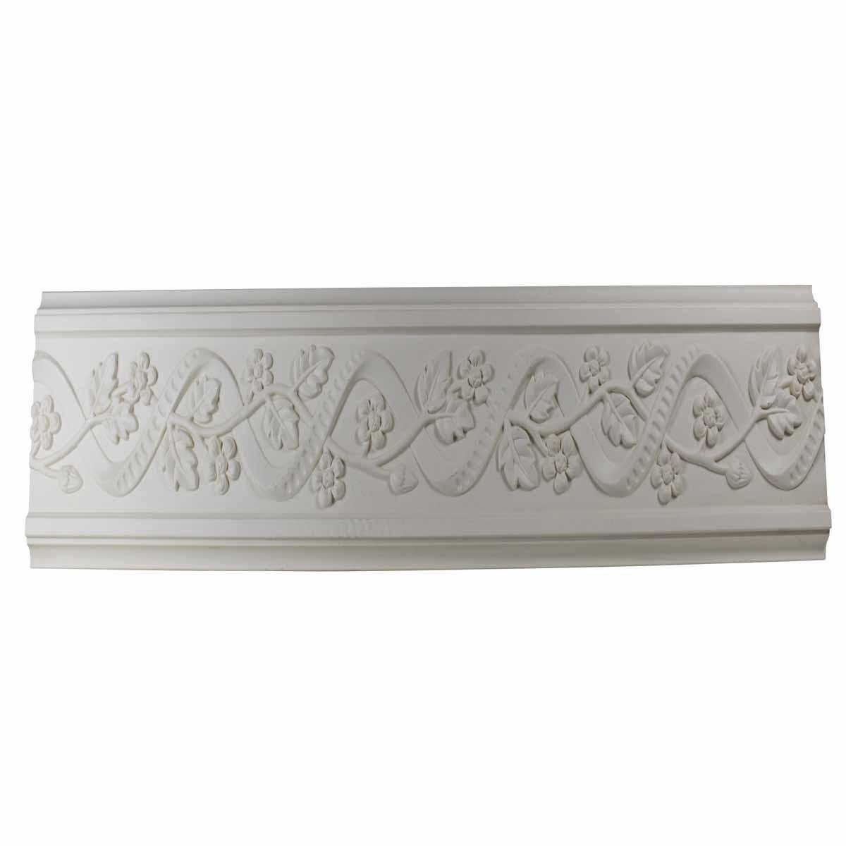 Cornice White Urethane Sample of 11630 24 Long Cornice Cornice Moulding Cornice Molding
