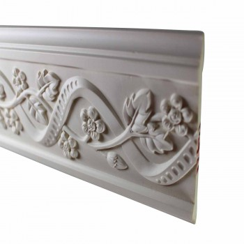Cornice White Urethane Sample of 11630 24 Long Cornice Cornice Moulding Cornice Molding