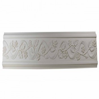 Cornice White Urethane Sample of 11630 24