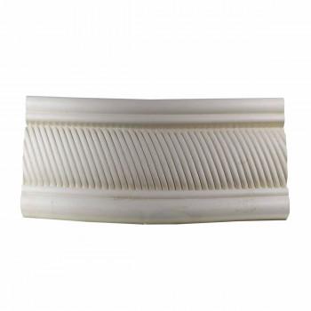 Cornice White Urethane 23.5 Sample of 11649 Cornice Cornice Moulding Cornice Molding