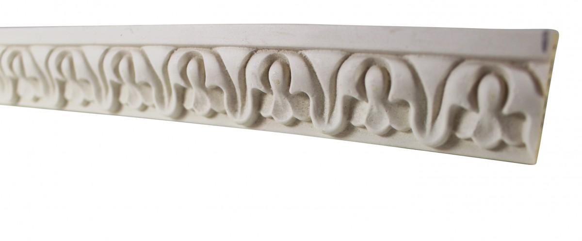 Cornice White Urethane Sample of 11670 23.5 Long Cornice Cornice Moulding Cornice Molding