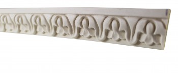 <PRE>Cornice White Urethane Sample of 11670 23.5inch Long </PRE>zoom3