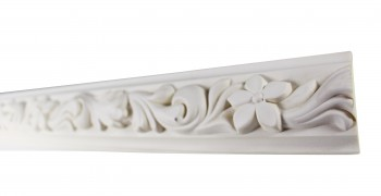 <PRE>Cornice White Urethane 23.5inch Sample of 11675 </PRE>zoom4
