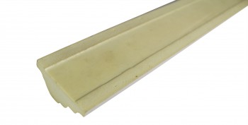 <PRE>Cornice White Urethane 23.5&quot; Sample of 11675 </PRE>