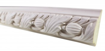 <PRE>Cornice White Urethane 23.5inch Sample of 11700 </PRE>zoom3