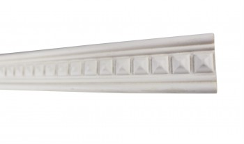 <PRE>Cornice White Urethane 23.75&quot; Sample of 11702 </PRE>