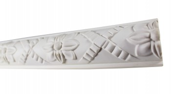 <PRE>Cornice White Urethane foam Crown Molding Ornate, Sample 11704</PRE>zoom4