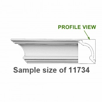 24 inch Sample of 11734