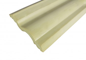 <PRE>Cornice White Urethane Sample of 11739 24&quot; Long </PRE>