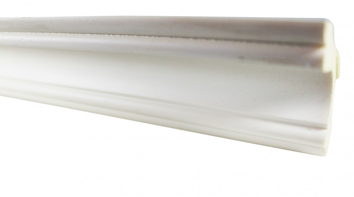 Cornice White Urethane Sample of 11743 24 Long Cornice Cornice Moulding Cornice Molding