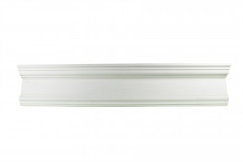 <PRE>Cornice White Urethane Sample of 11627 24&quot; Long </PRE>