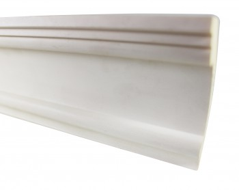 <PRE>Cornice White Urethane Sample of 11751 23.5inch Long </PRE>zoom3