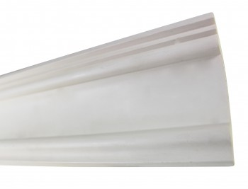 <PRE>Cornice White Urethane Sample of 11751 23.5inch Long </PRE>zoom4