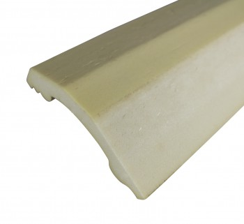 <PRE>Cornice White Urethane Sample of 11751 23.5&quot; Long </PRE>
