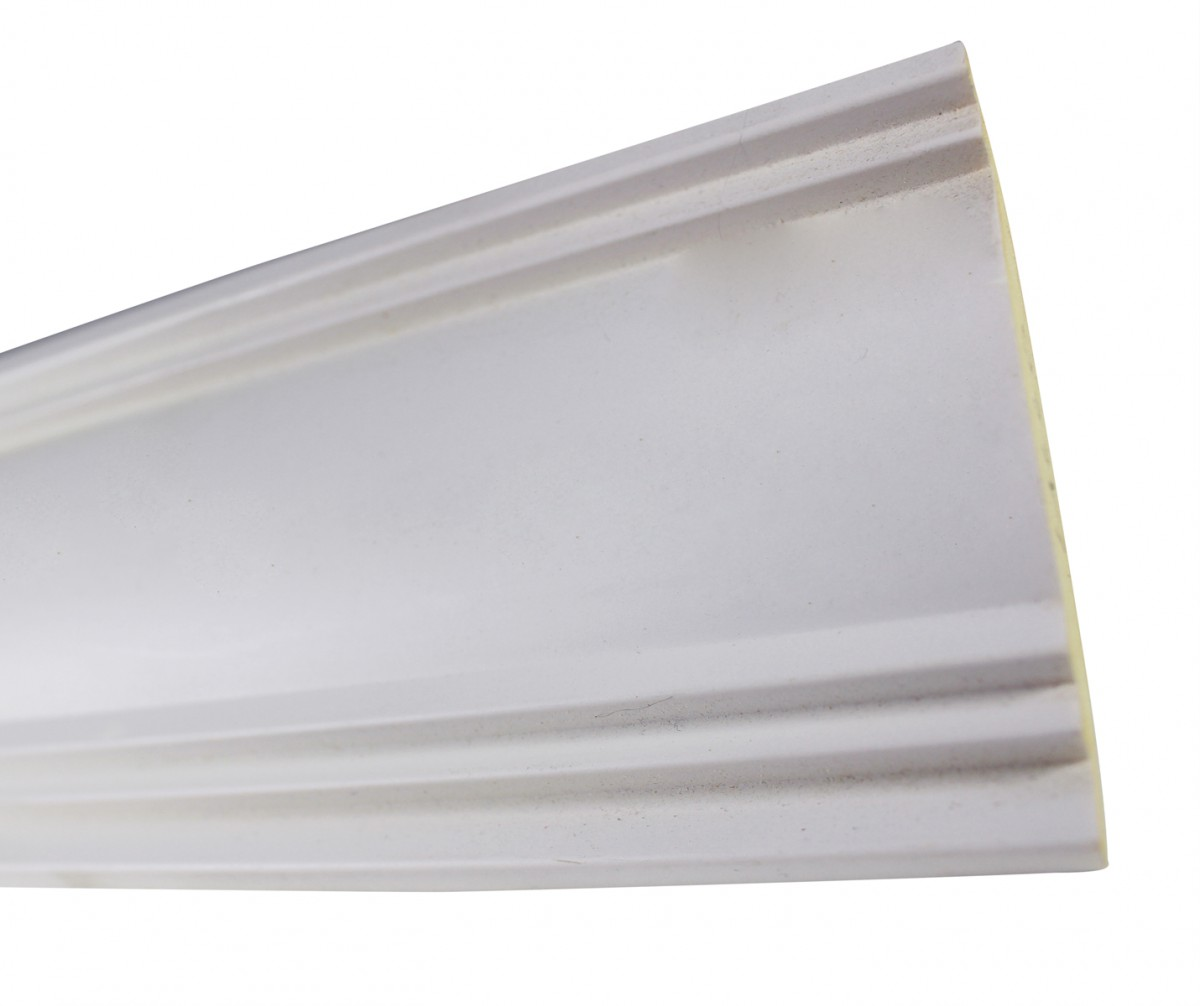 Cornice White Urethane Sample of 11753 23.5 Long Cornice Cornice Moulding Cornice Molding