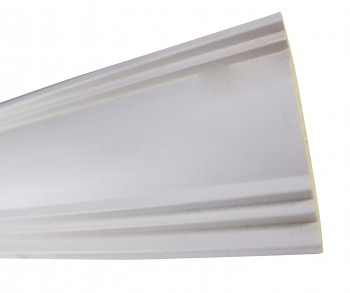 <PRE>Cornice White Urethane Sample of 11753 23.5inch Long </PRE>zoom3