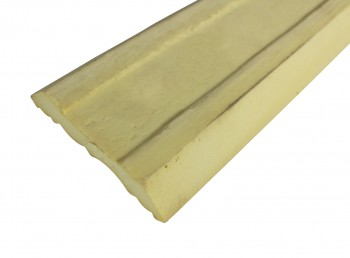 <PRE>Cornice White Urethane 23.5inch Sample of 11755 </PRE>zoom7