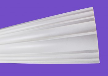 <PRE>Cornice White Urethane 23.5inch Sample of 11755 </PRE>zoom8