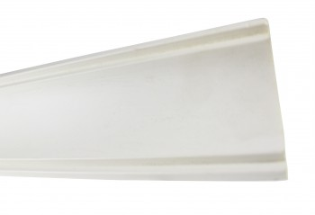 <PRE>Cornice White Urethane Sample of 11759 23.5inch Long </PRE>zoom4