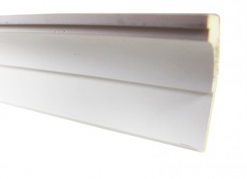 <PRE>Cornice White Urethane Sample of 11766 23.5inch Long </PRE>zoom3
