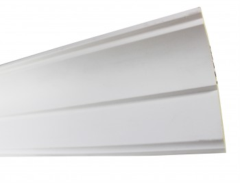 <PRE>Cornice White Urethane Sample of 11766 23.5inch Long </PRE>zoom4