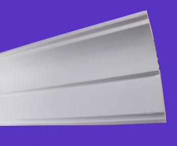 <PRE>Cornice White Urethane Sample of 11766 23.5inch Long </PRE>zoom5