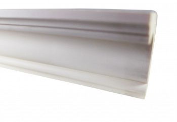 Cornice White Urethane Sample of 11768 23.5 Long Cornice Cornice Moulding Cornice Molding