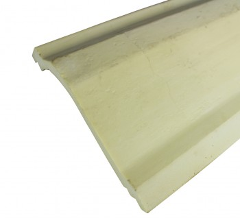 <PRE>Cornice White Urethane Sample of 11769 23.5inch Long </PRE>zoom8