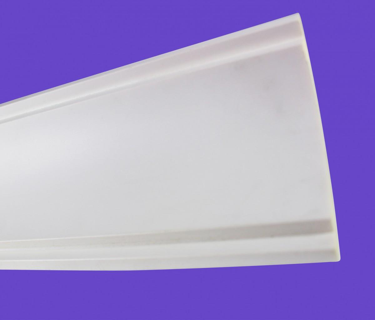 Cornice White Urethane Sample of 11771 23.5 Long Cornice Cornice Moulding Cornice Molding