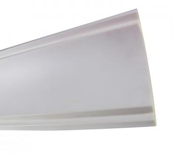 <PRE>Cornice White Urethane Sample of 11771 23.5inch Long </PRE>zoom5