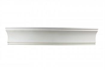 <PRE>Cornice White Urethane Sample of 11771 23.5inch Long </PRE>zoom6
