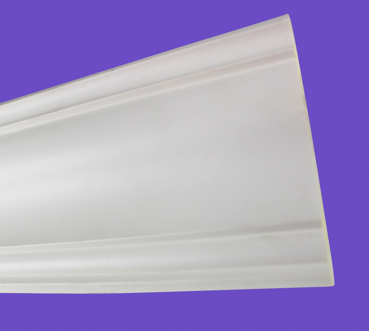 Cornice White Urethane Sample of 11772 23.5 Long Cornice Cornice Moulding Cornice Molding