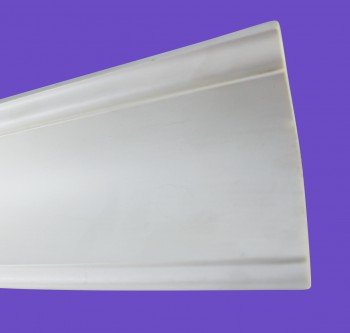 <PRE>Cornice White Urethane 23.5inch Sample of 11773 </PRE>zoom4