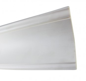 <PRE>Cornice White Urethane 23.5inch Sample of 11773 </PRE>zoom5