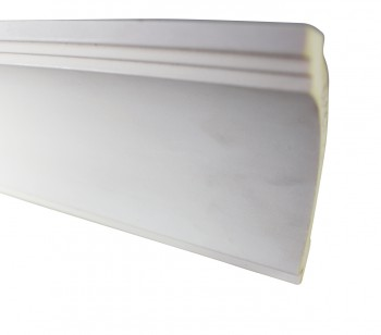 <PRE>Cornice White Urethane 23.5inch Sample of 11775 </PRE>zoom3