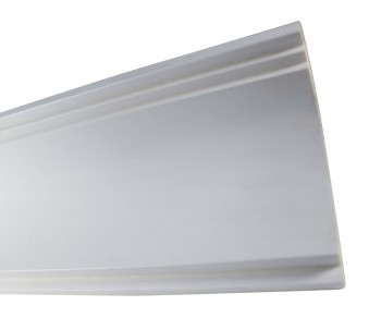 <PRE>Cornice White Urethane 23.5inch Sample of 11775 </PRE>zoom6