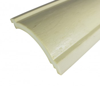 <PRE>Cornice White Urethane 23.5inch Sample of 11775 </PRE>zoom8