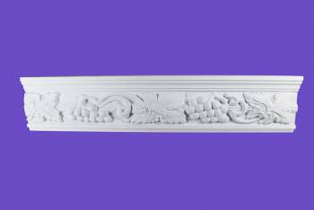 <PRE>Cornice White Urethane 19.5inch Sample of 20406 </PRE>zoom2